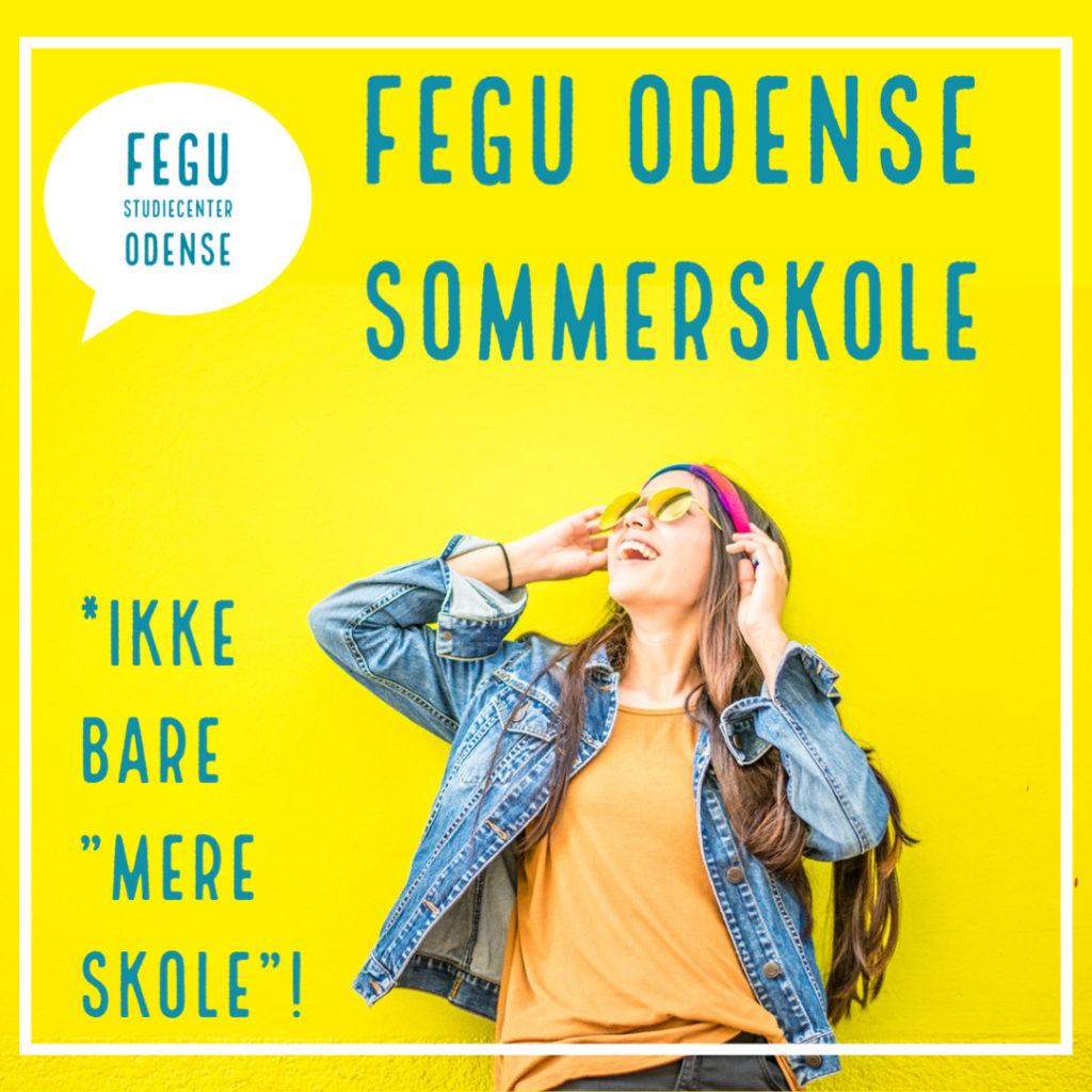 FEGU Odense Sommerskole lektiehjælp privat undervisning